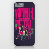 Amok and Totally Metal iPhone 6 Slim Case