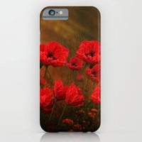 iPhone & iPod Case featuring Poppy Love by TaLins