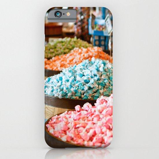 Salt Water Taffy iPhone & iPod Case