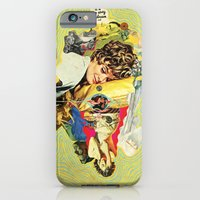 iPhone & iPod Case featuring It's So Easy To Dream And So Hard To Say Goodbye by Guilherme Lepca