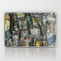 Dirty dishes Laptop & iPad Skin