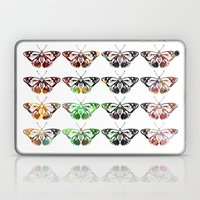 Butterflies - Digital Wo… Laptop & iPad Skin