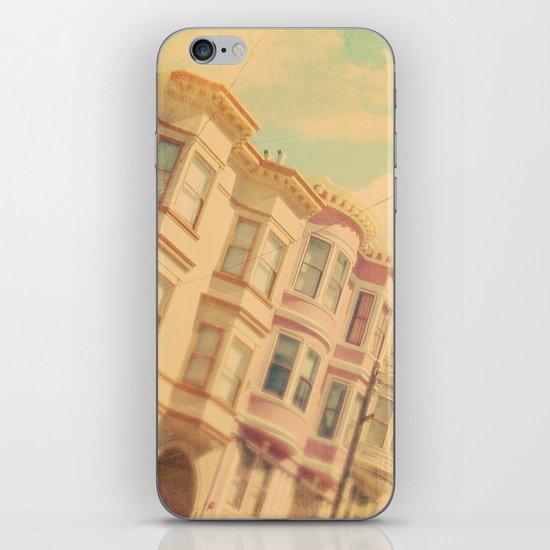 Sweet San Francisco. SF photograph iPhone & iPod Skin