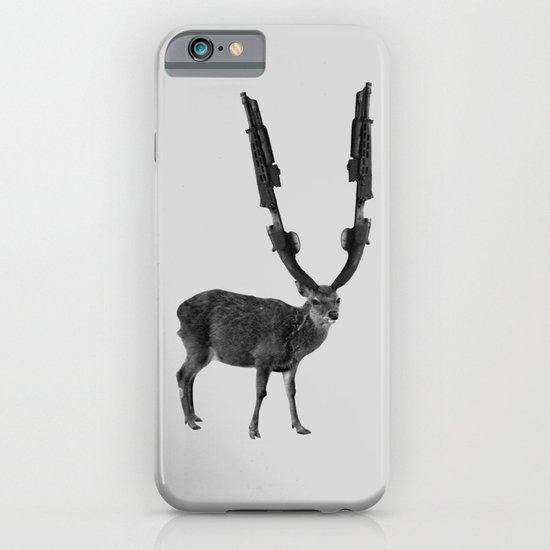 gun deer iPhone & iPod Case