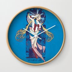 By Moonlight - Sailor Moon nouveau Wall Clock