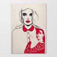 Shirt. Canvas Print