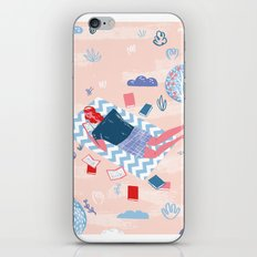 I Have Always Imagined T… iPhone & iPod Skin