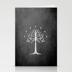 White Tree of Gondor Stationery Cards