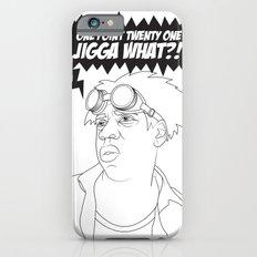 Black To The Future iPhone 6 Slim Case