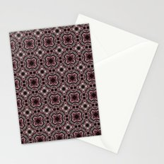 roses and pearls Stationery Cards