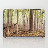 Indiana woods iPad Case