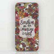 Everything You Can Imagi… iPhone & iPod Skin
