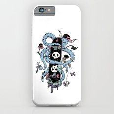 Octopus Skate Color iPhone 6 Slim Case