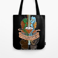 Tattooine Rebel Tote Bag