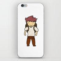 Backpack iPhone & iPod Skin