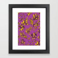 Abstraction I Framed Art Print
