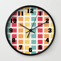 Be There Or Be... Wall Clock