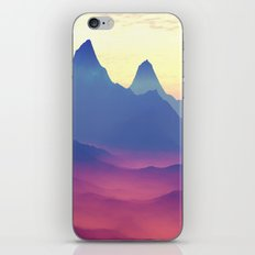 Mountains Of Another Wor… iPhone & iPod Skin