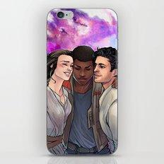 Star Friends iPhone & iPod Skin