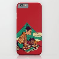 Troy & Abed's Dope Adventures iPhone 6 Slim Case