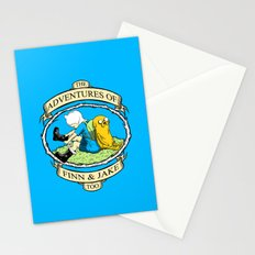 The Adventures of Finn & Jake, Too Stationery Cards