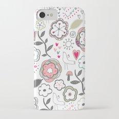 Fun Doodles  Slim Case iPhone 7