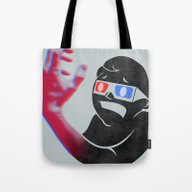 Now In Eye-Popping 3D! Tote Bag
