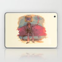 SMOldering racKEt  Laptop & iPad Skin