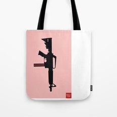 Art not War - Pink Tote Bag