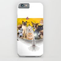 iPhone & iPod Case featuring Coexisting by C...