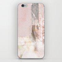 stiches iPhone & iPod Skin