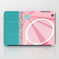 Boo Ya - Tennis Full Cou… iPad Case
