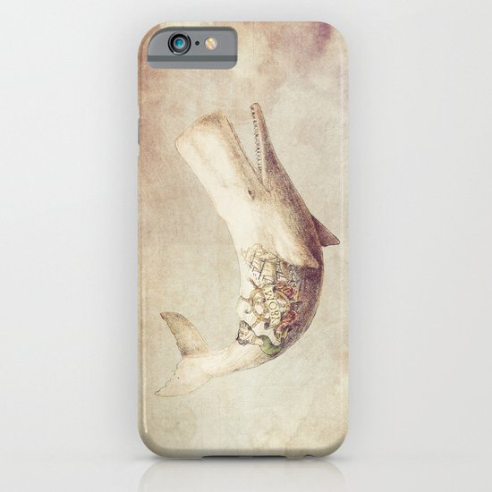 Far and Wide (sepia option) iPhone & iPod Case