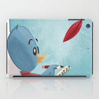 A Friend When I'm Lonely iPad Case