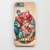 iPhone & iPod Case featuring SIREN by Tim Shumate
