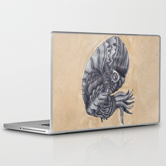 Mars Octopus Laptop & iPad Skin