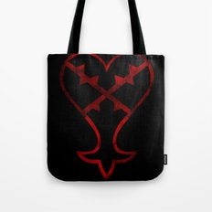 KINGDOM HEARTS : HEARTLESS Tote Bag