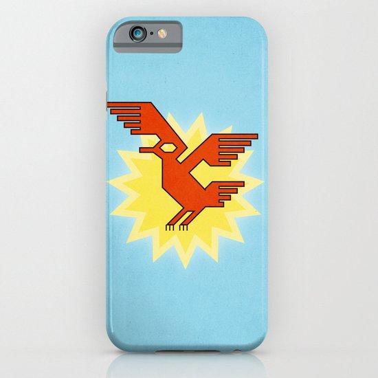 Geometric Andean Condor Bird iPhone & iPod Case