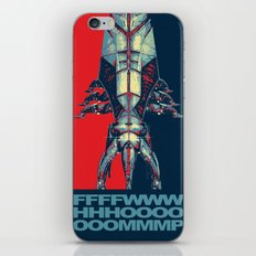 The Call of Reaper -Mass Effect iPhone & iPod Skin