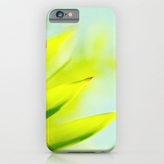 bamboo leaves iPhone & iPod Case