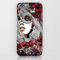 Mrs. Autumn iPhone 6 Slim Case