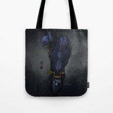 devilB Tote Bag