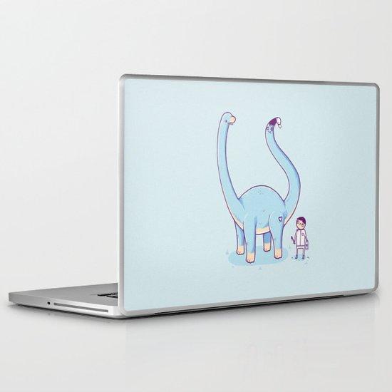 A new friend Laptop & iPad Skin