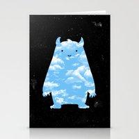 Mr. Sky Stationery Cards