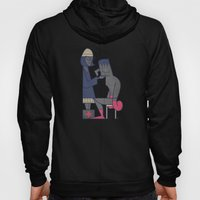 Heart Of The Tiger Hoody