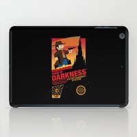 Tower of Darkness iPad Case