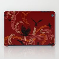 Holding Pattern iPad Case
