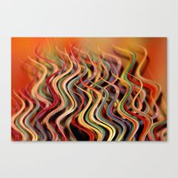 Abstraktus 27  Canvas Print