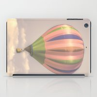 Magical pink balloon iPad Case