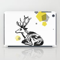 simply deer iPad Case